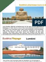 Buddhist Pilgrimage Tours in India