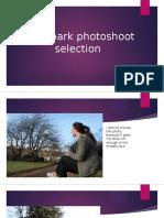 Halo Park Photoshoot Selection
