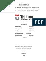DMAIC Terbaru Ada Sipoc Perhitungan VSM