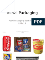 Metal Packaging