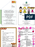 brochure English Language Week 2016