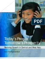 Today's People, Tomorrow's Prosperity