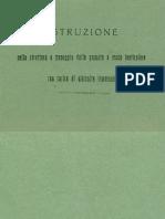 Istruzione granata a mano lenticolare con Nitranite (Ammonal)