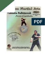 Fma Special Edition Taboada Balintawak Arnis Cuentada