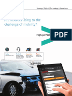 Insurers Challenge of Mobility