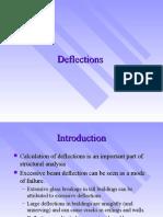 Deflections