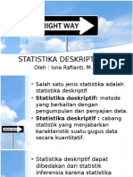 3.Statistika Deskriptif (I)