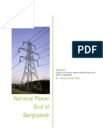 Bangladesh National Electricity Transmission Line