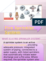Fire Sprinkler System Suppliers at Safeguard Industries