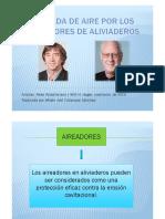 ENTRADA DE AIRE POR LOS AIREADORES DE ALIVIADEROS.pdf