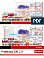 Workshop BIM DAY 2015 - Arktec