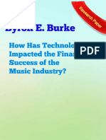How Has Technology Impacted the Financial Success of the Music Industry?