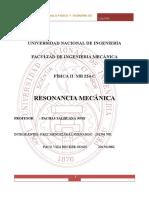 Informe Real Pendulo Paez