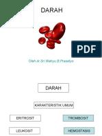 Fisiologi Darah,PBL