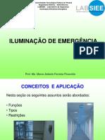 Aula5 Iluminação de Emergência1