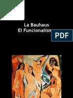 01 - La Bauhaus y La Escuela de París