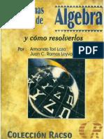Problemas de Álgebra y Cómo Resolverlos - Armando Tori Loza & Juan Ramos Leyva