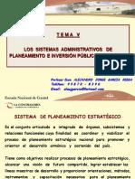 Modulos v y VI.- Sist.admtr.planf.e Inv.públ.Estado-Interrel.sa-enC-AJGR2011