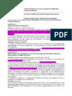 11.Reglamento secretarios