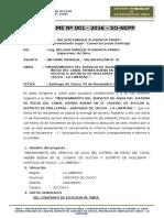 06. Informe de Valorización n 01 Supervisor
