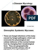 Infectious Disease Mycology