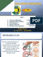 Lapkas Bedah Digestive - Cholelithiasis