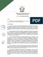 Resoluci+¦n N-¦022-2016-SINEACE-CDAH-P