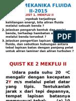 Quist Mekanika Fluida II-2015