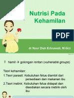 Nutrisi kehamilan.ppt