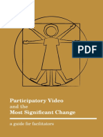 Participatory Video & the Most Significant Change