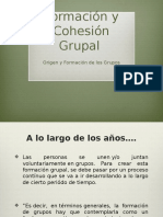 Presentación cohesion