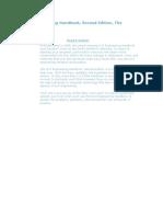 Civil Engineering Handbook, Second Edition