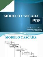 Modelo Cascada