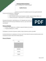 Resumen Sistemas Operativos - Stallings