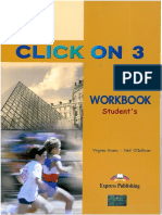 гдз click on 3 workbook