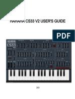 Hahaha CS33 V2 User Guide