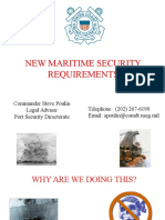 Maritime Security Presentation 2003.ppt