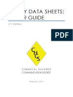 Chcs Sds User Guide February 2014