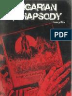 Hungarian Rhapsody by Henry Bax