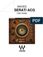 Maserati ACG Waves plugin