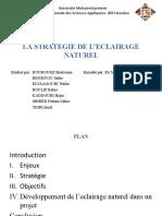 Projet Eclairage Naturel