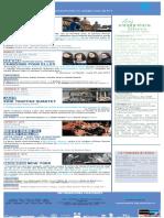 Auditorium du Grand Chalon - Newsletter Avril 2016
