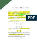 6_Externalities and Public Goods