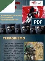 La Violencia Terrorista.pptx