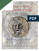 Dialogo Entre Diferentes Voces (Gestión de Un Proceso de Formación Docente Para Ciencias Naturales) Lectura 9