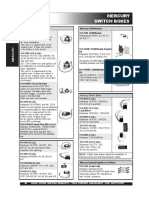 Catalogo CDI Mercury