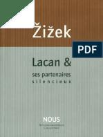 Slavoj_ZIZEK - Lacan & Ses Partenaires Silencieux (2012)