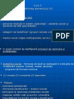 C2 Definirea Domeniului II