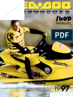 1997 SeaDoo Shop Manual