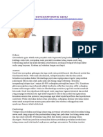 67096594 Rehabilitasi Medik Osteoarthritis